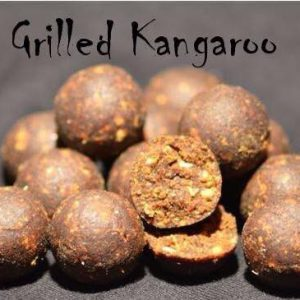 GRILLED KANGAROO
